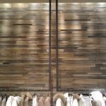 винтажная древесина в интерьере