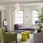 идеи освещения для гостиной