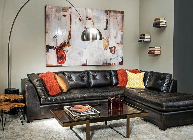 Интерьерная живопись в квартире