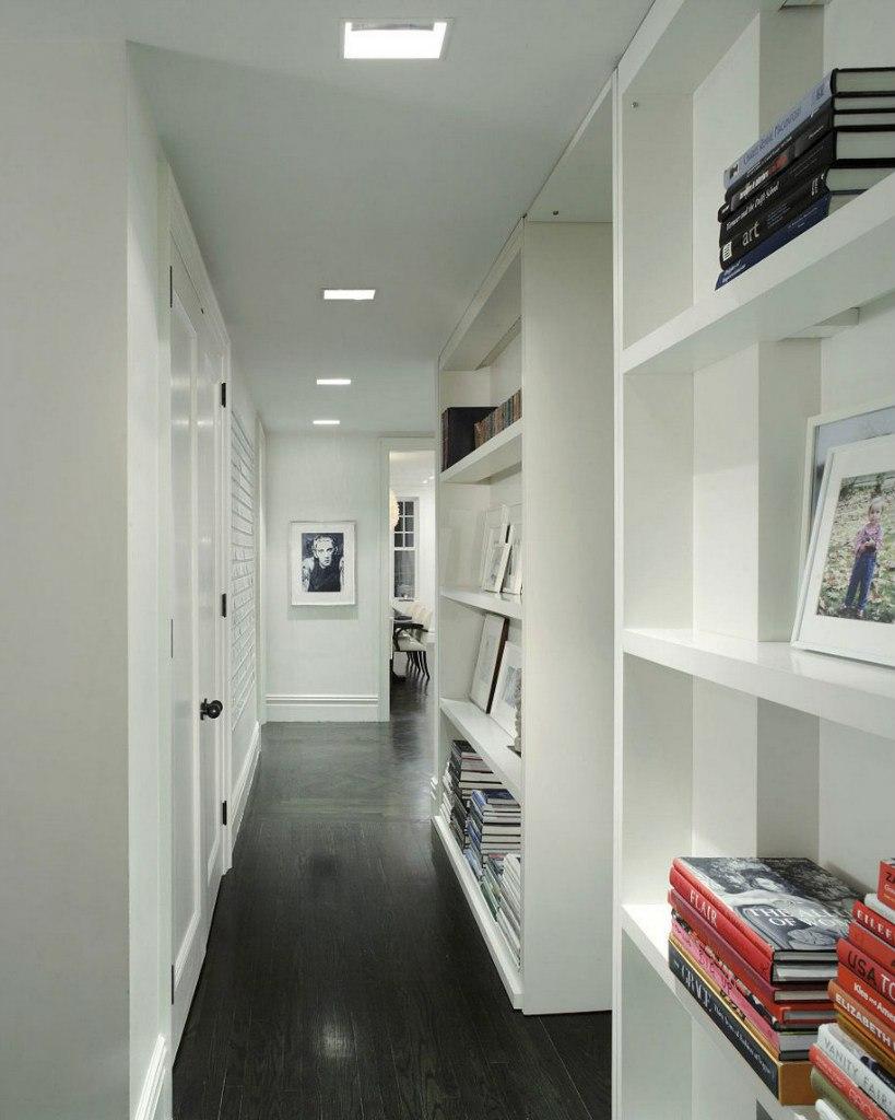 дизайн квартиры в Нью-Йорке