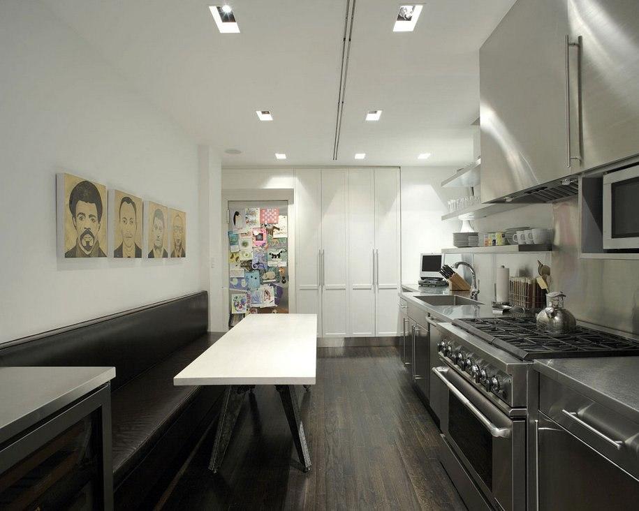 дизайн квартиры в стиле нью йорк