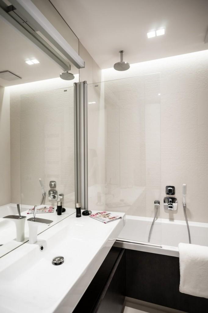 идеальный интерьер ванной