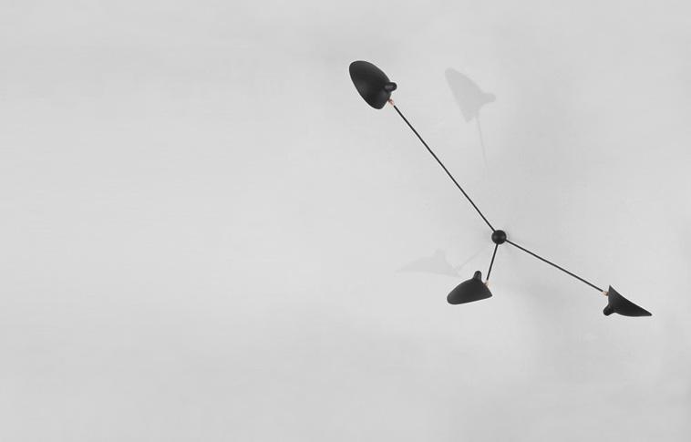 светильники Serge Mouille